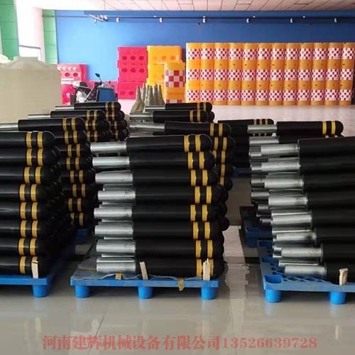 橡胶隔离桩产品